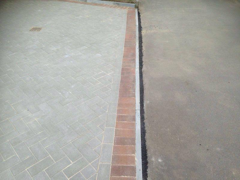 block paving - hailsham