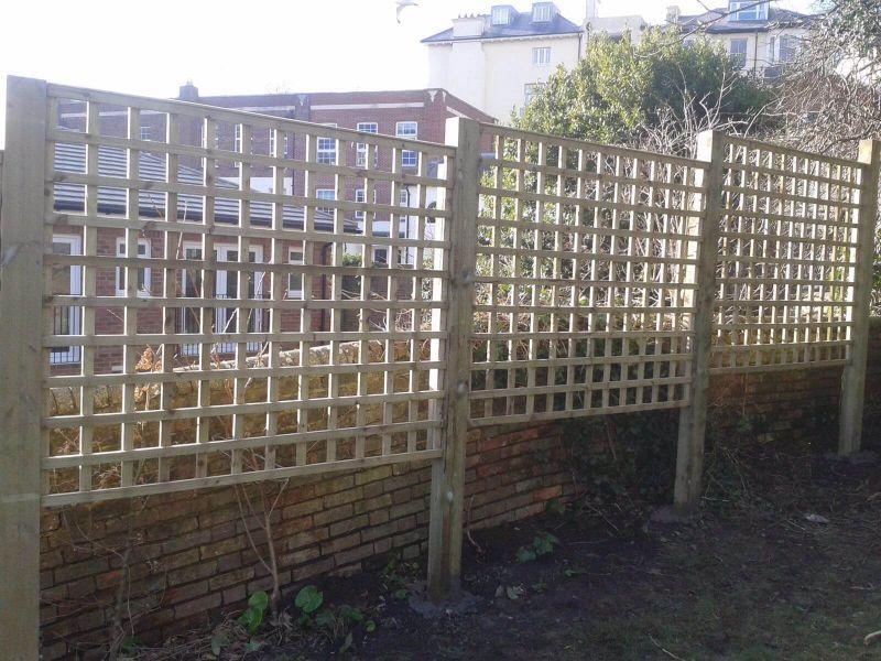 fencing - hastings