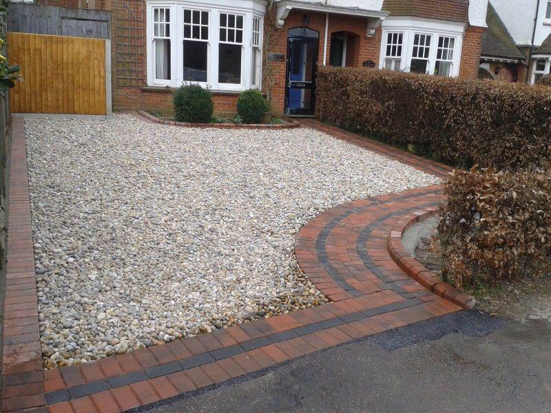 Block Paving and Gravel - Wye, Kent