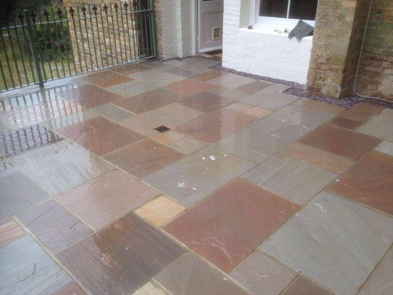 Sandstone Patio - Ramsgate, Kent