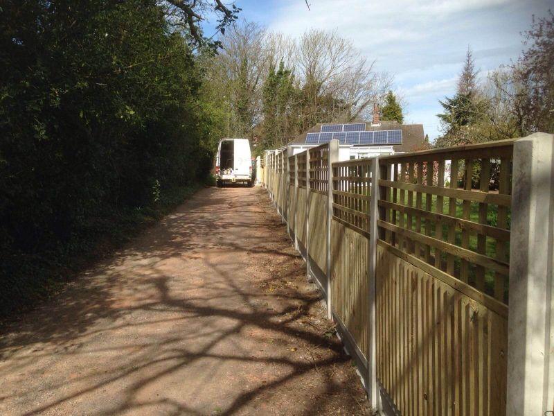 Block Paving & fencing - Kennington, Kent