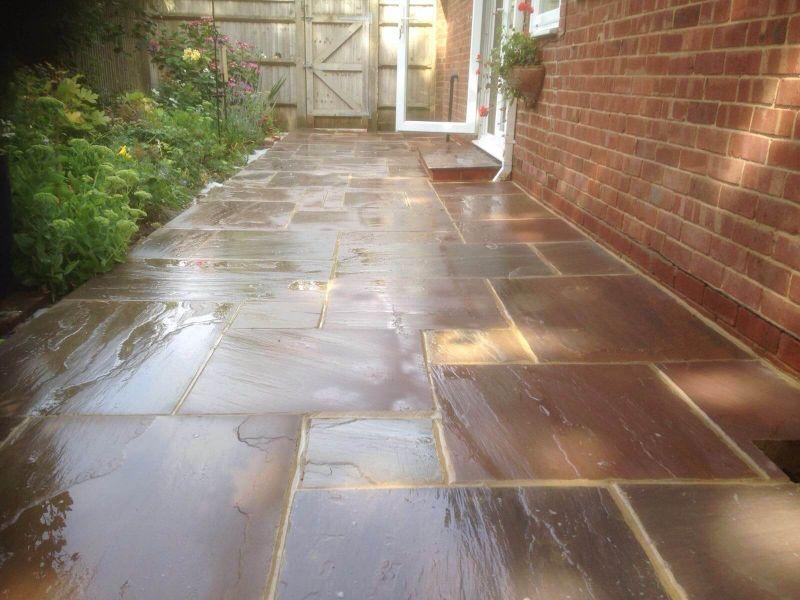 Sandstone Patio - Tunbridge Wells, Kent