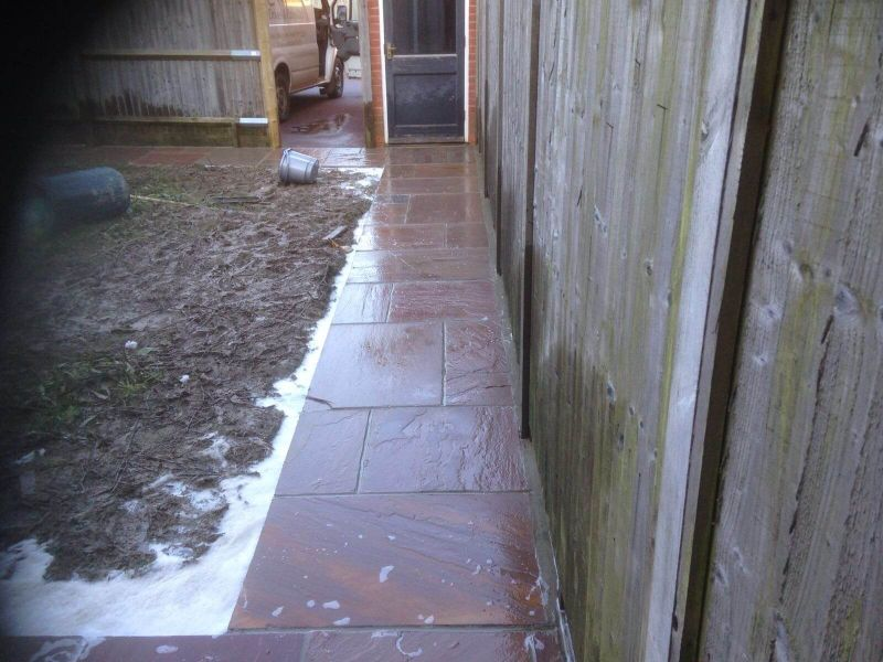 Sandstone Patio - Ashford, Kent
